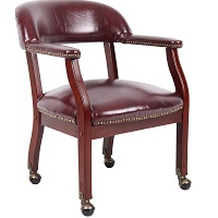 BEST WITH ARMRESTS WOOD BANKERS CHAIR Summary