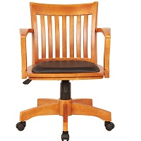 BEST WITH BACK SUPPORT BANKERS CHAIR ANTIQUE Summary