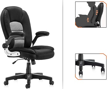 BEST WITH BACK SUPPORT CHAIR FOR SITTING ALL DAY