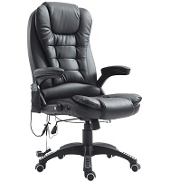 BEST WITH BACK SUPPORT HIGH-BACK ERGONOMIC MASSAGE OFFICE CHAIR Summary