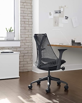 BEST WITH BACK SUPPORT OFFICE DESK CHAIR