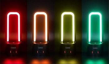 BEST WITH USB PORT RGB DESK LAMP