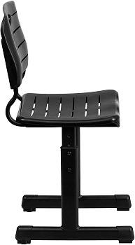 BEST WITHOUT WHEELS ERGONOMIC TASK CHAIR NO ARMS