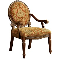 BEST WITHOUT WHEELS VICTORIAN DESK CHAIR Summary