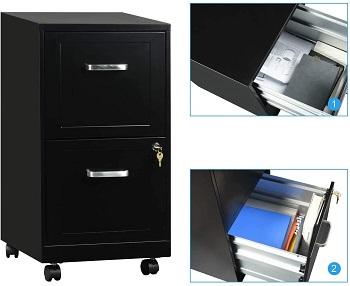 BHBL Vertical File Cabinet