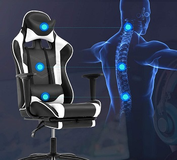 Best Office OC-RC1 Racing Chair