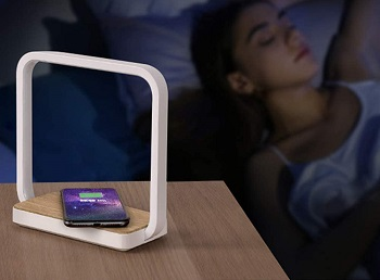 Blonbar Bedside Lamp