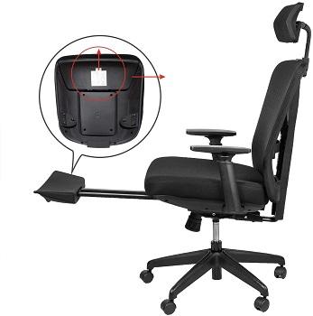 Bonzy YO2000A High-Back Mesh Chair