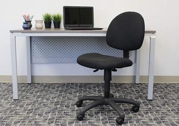 Boss Office B315-BK Posture Chair