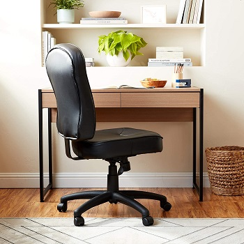 Boss Office B563 Leather Chair