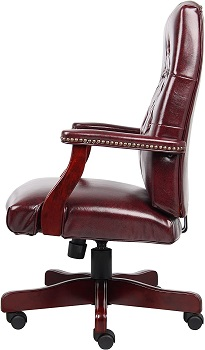 Boss Office B800-BY Traditional Chair