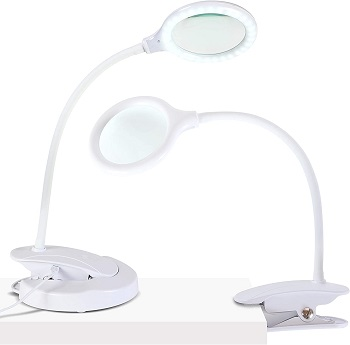 Brightech LightView Magnifying LED Lamp