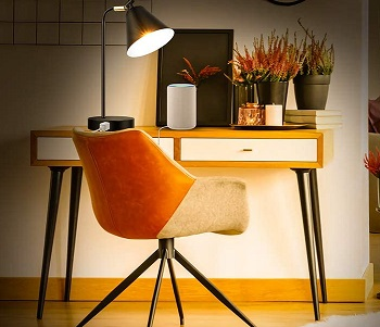Brightever Industrial Dimmable Desk Lamp
