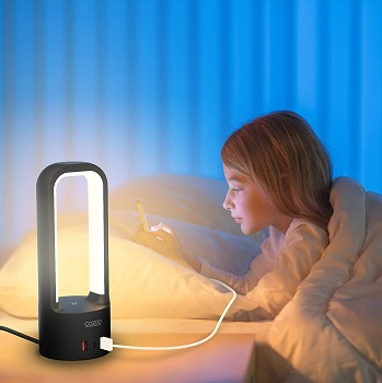 COZOO Dimmable Table Lamp