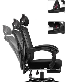 Cadcah Mesh Home Office Chair