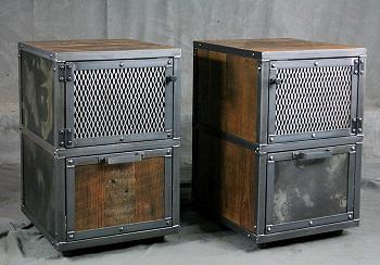 Combine 9 Handmade File Cabinet