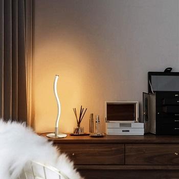 DLLT Spiral LED Table Lamp