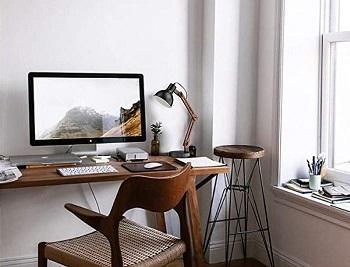 Elyona Swing Arm Desk Lamp