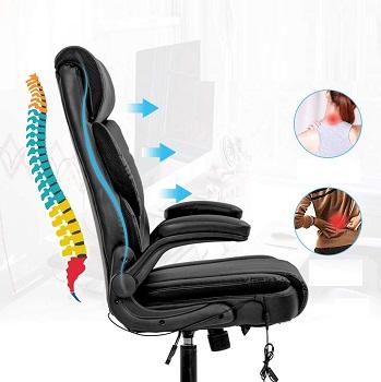 FDW Adjustable Swivel Chair