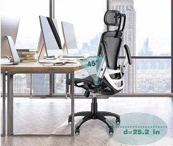 Gabrylly PF-01 Ergonomic Mesh Chair
