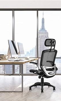 Gabrylly PF-01 Mesh High-Back Chair