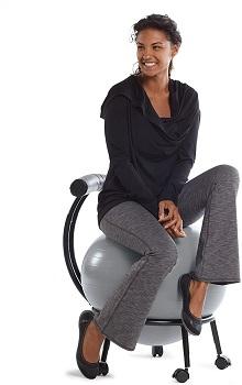 Gaiam Custom-Fit Ballance Chair