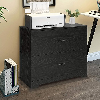 Giantex 2-drawer Lateral File Cabinet