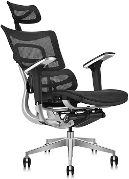 Giclain Manager Aluminum Chair