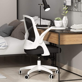 Hbada Office Desk Swivel Chair