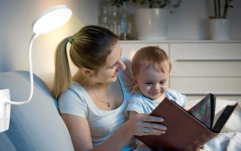 Ikklo Rechargeable Reading Light