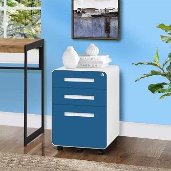 Intergreat Metal Filing Cabinet