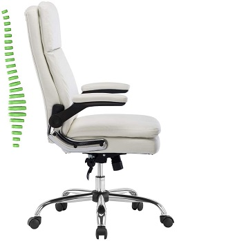 Kerms Leather Executive Office Chair