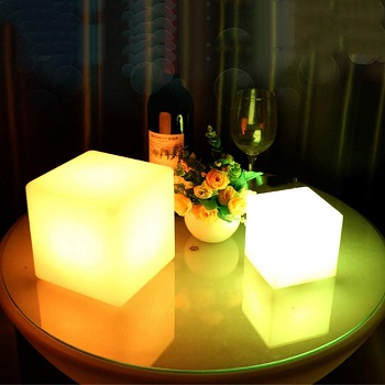 Loftek LED Light Cube