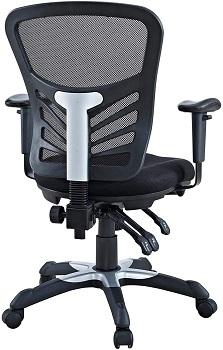 Modway EEI-757-BLK Ergonomic Mesh Chair