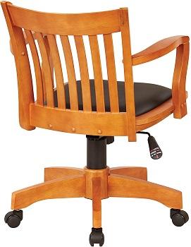 OSP Home Furnishing 108FW-3 Desk Chair