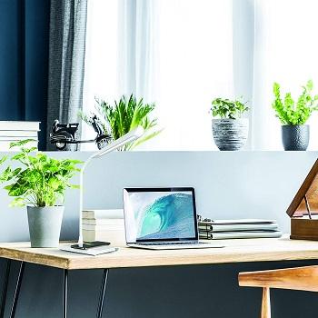 OttLite Power-Up LED Desk Lamp