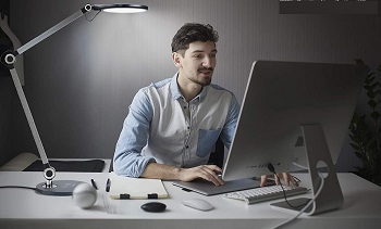 Otus LED Desk Lamp