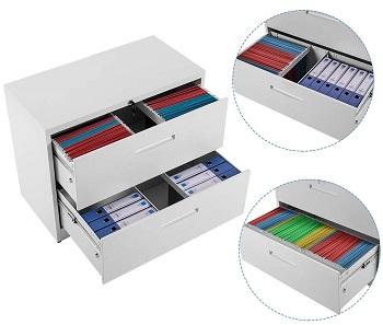 Rockjame Lateral File Cabinet