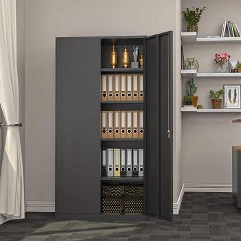 STEELCUBE Metal Storage Cabinet