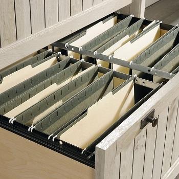 Sauder Costa Lateral File Cabinet