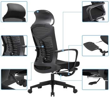 Sihoo Adjustable Office Chair