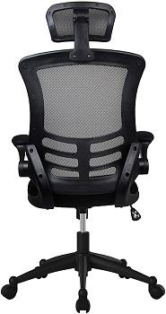 Techni Mobili RTA-80X5-BK Chair