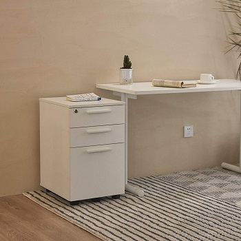 Vicllax 3-drawer File Cabinet