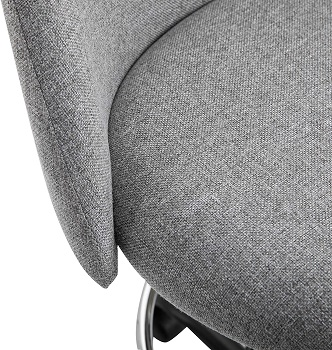 Vinsetto Linen Drafting Office Chair