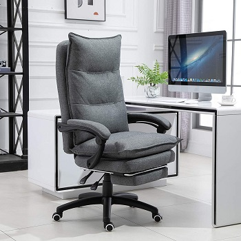 Vinsetto Swivel Home Office Chair