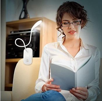 Vont LED Clip On Reading Light