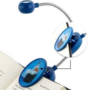 WITHit Disney Star Wars Clip On Book Light