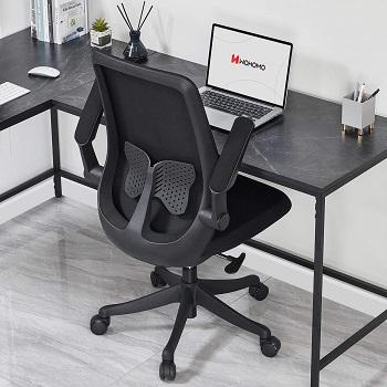 Wohomo Ergonomic Swivel Home Chair