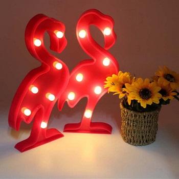 YiaMia Flamingo LED Light