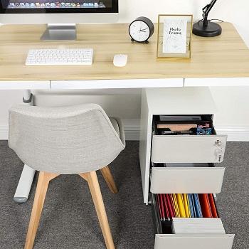 Yitahome 3-drawer Filing Cabinet